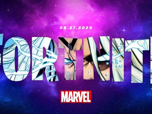2 Personagens da Marvel são incluídos no jogo Fortnite