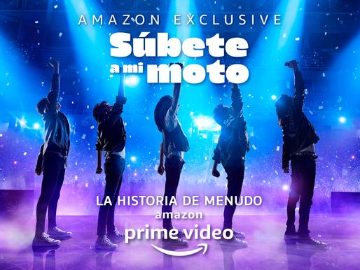 Amazon Prime Video estreia série sobre a banda Menudo