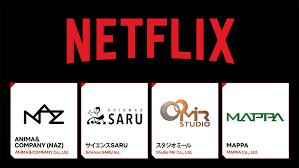 Netflix anuncia parceria para reforçar a programação de animes na plataforma