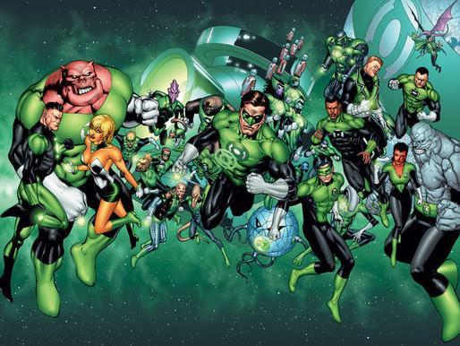 Lanterna Verde | HBO anuncia personagens que estarão presentes na série e quem a escreverá