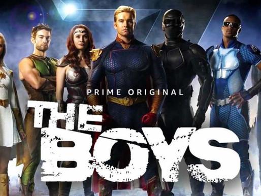 Amazon Prime está desenvolvendo spin-off de The Boys