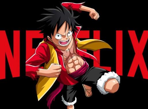One Piece é anunciado no catálogo brasileiro da Netflix