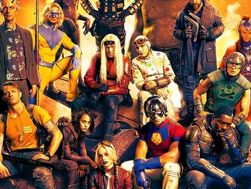 Esquadrão Suicida 2: Capa da Empire apresenta o visual da equipe reunida