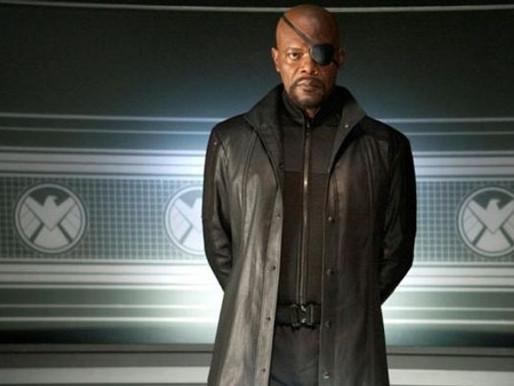 Samuel L. Jackson retornará como Nick Fury em uma série da Disney Plus