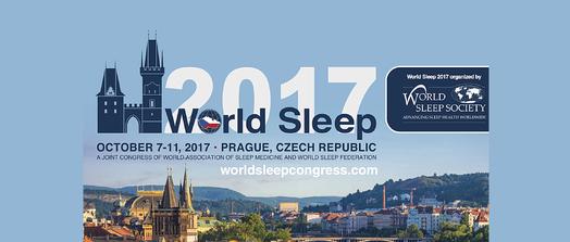 World sleep congress 2017 Prague