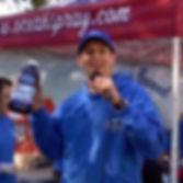Ocean Spray Emcee at NC State Fair