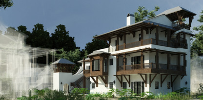 Concept Vacation Home Silver Maple Beach