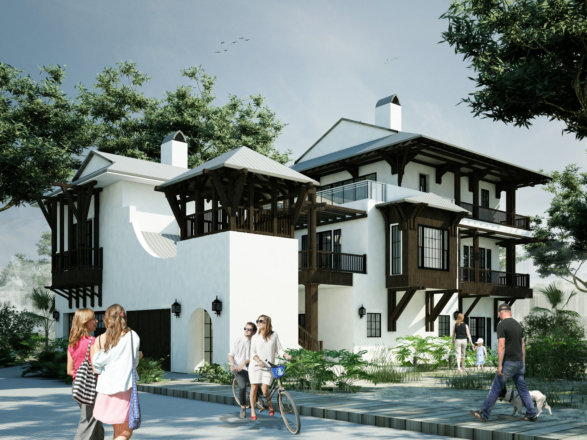 Concept Vacation Home Rosemerial