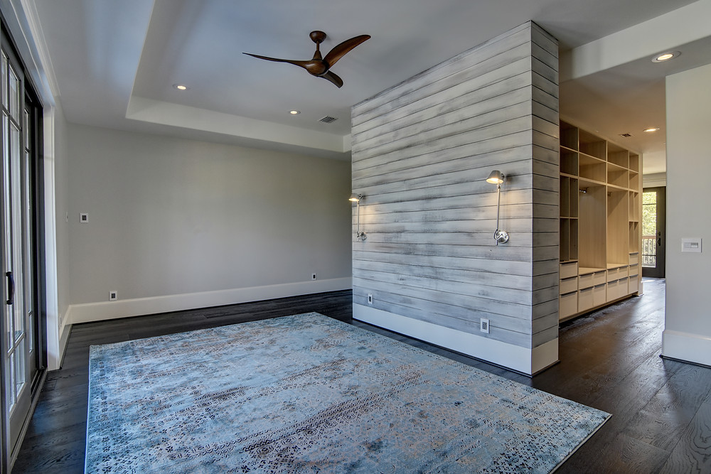 Shiplap and nickel gap are major selling features in new construction