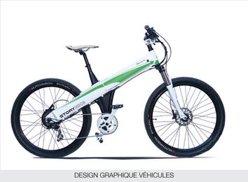 Design graphique véhicule