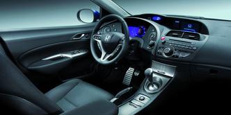 Interieur Honda Civic