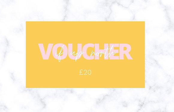 IF Voucher £20