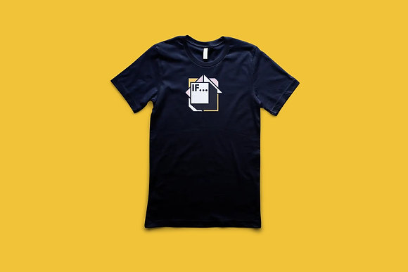 IF T-Shirt Black