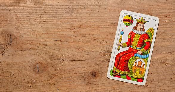 카드의 왕