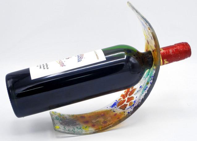 Fusing bottle holder