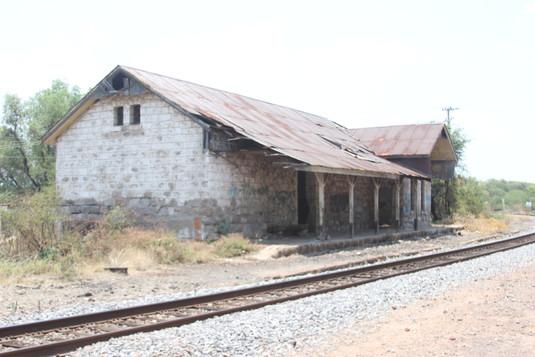Antigua Estación