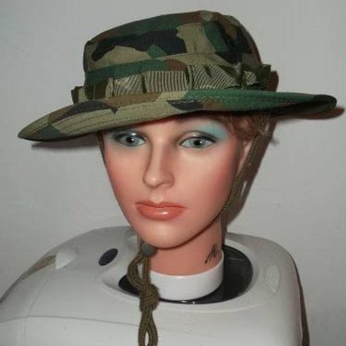 Boonie Hat woodland CZ Neu
