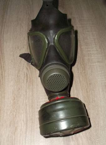 ABC Schutzmaske ohne Trinkanschluß