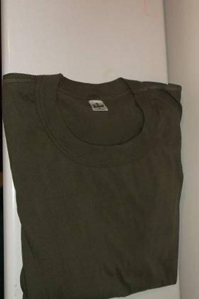 Bundeswehr T-Shirt , oliv, NEU