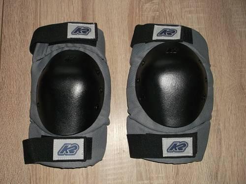 Knieschützer gebraucht K2