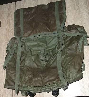Französischer Armeerucksack Daypack