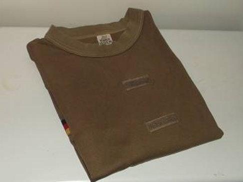 Bundeswehr Tropen T-Shirt braun, gebraucht, 10 Stück