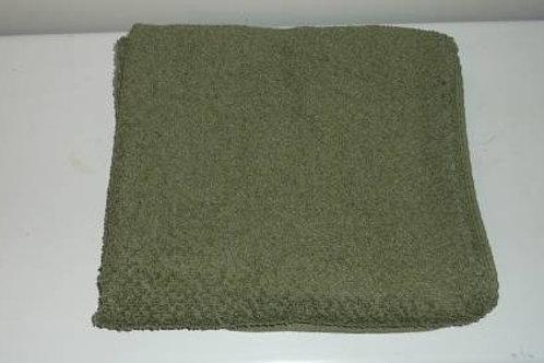 BW Handtuch grün/blau, gebraucht