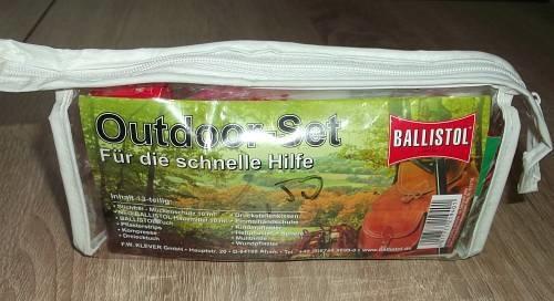 1. Hilfe Outdoor SET von Ballistol