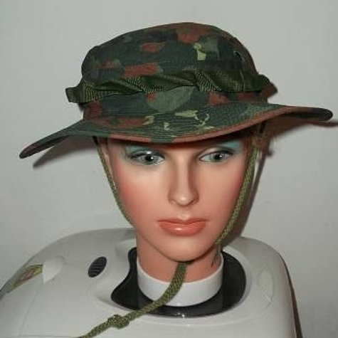Boonie Hat flecktarn Neu