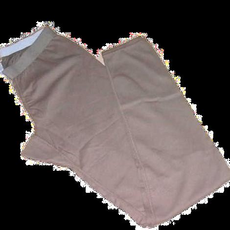 1 lange BW Tropen Unterhosen Damen  braun, NEU