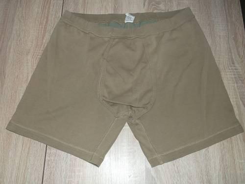 BW Unterhose Tropen gebraucht