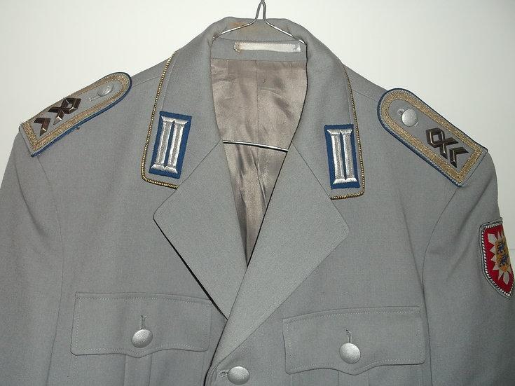 Offiziersjacke  Stabsfeldwebel Heereslogistik