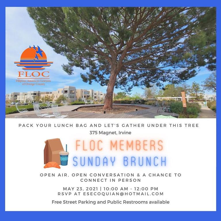 FLOC Members Sunday Brunch