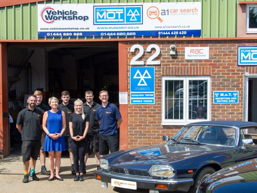 Villa delighted to announce A1 Car Search as the new headline sponsor