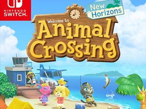 SALE on Animal Crossing: New Horizons