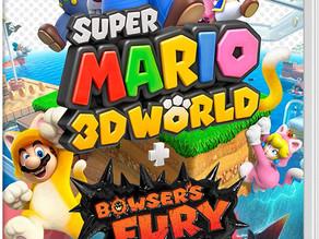 $10 Off Super Mario 3D World + Bowser's Fury