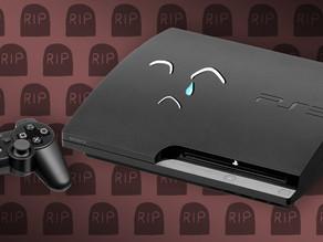 Sony Kills off PS3's PS Store