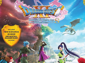 Dragon Quest XI S on Sale