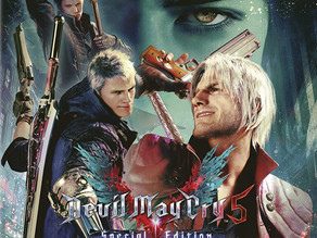 Devil May Cry 5 Special Edition Sale