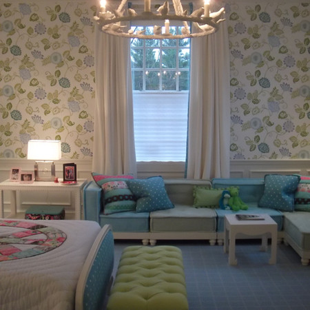 OHIO RESIDENCE - Girls' Bedroom 1