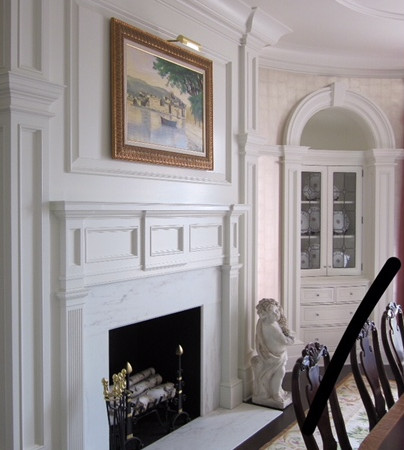 OHIO RESIDENCE - Dining Room Detail