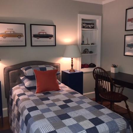 COASTAL RESIDENCE - Boys' Bedroom