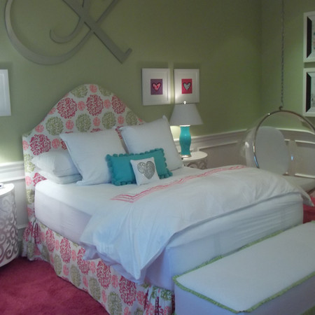 OHIO RESIDENCE - Girls' Bedroom 2