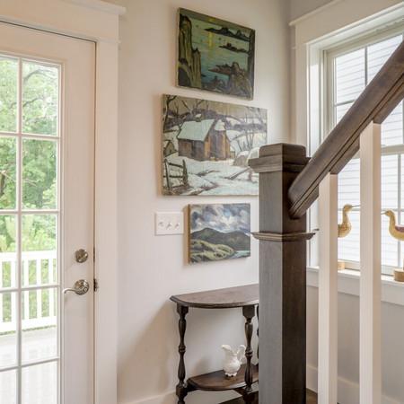 Coastal Residence - Stair Detail