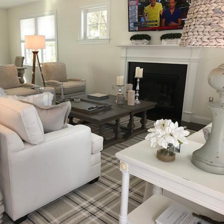 MARSHFIELD RESIDENCE - Family Room