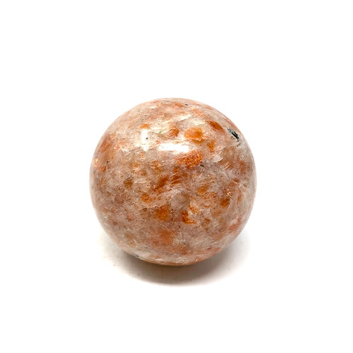Natural Sunstone Sphere 58 MM