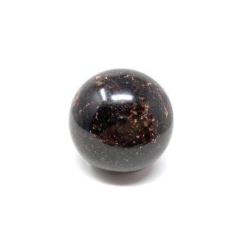 Natural Garnet Sphere 56 mm