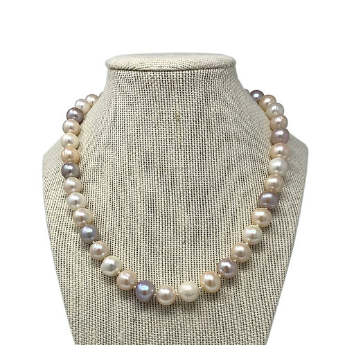 14K Fresh Water Pearl Necklace