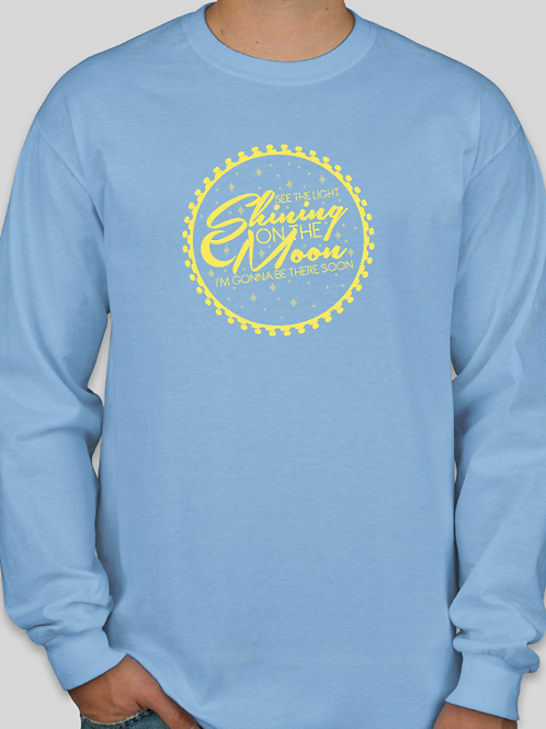 Be There Soon Tour Long Sleeve T-shirt