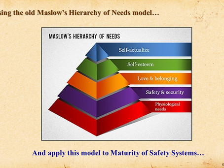 Maturity Of Safety Systems